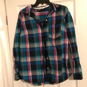 BRAND NEW OLD NAVY FLANNEL